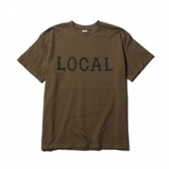 CUTRATE カットレイト LOCAL Tシャツ CR-17SS-074 オリーブ