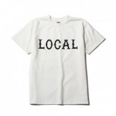 CUTRATE カットレイト LOCAL Tシャツ CR-17SS-074 ホワイト