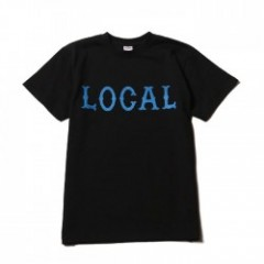 CUTRATE カットレイト LOCAL Tシャツ CR-17SS-074 ブラック